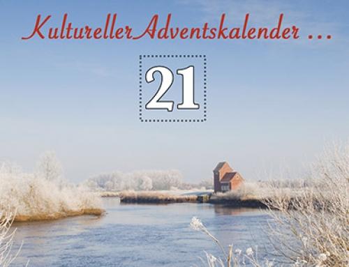 Türchen 21 des kulturellen Adventskalenders